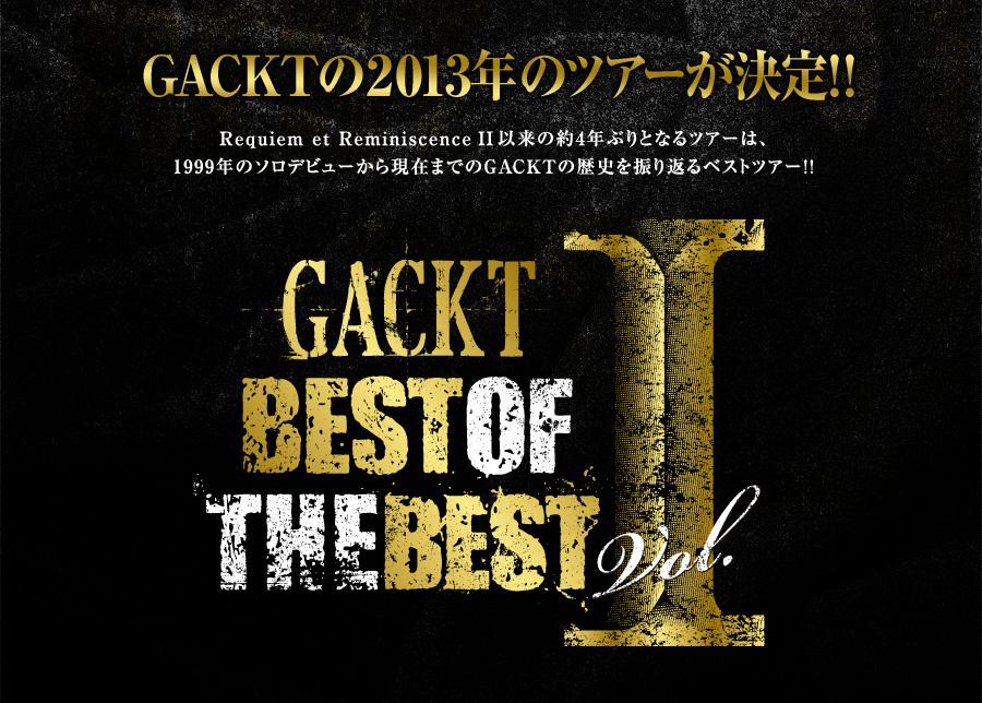Best of the best tour logo