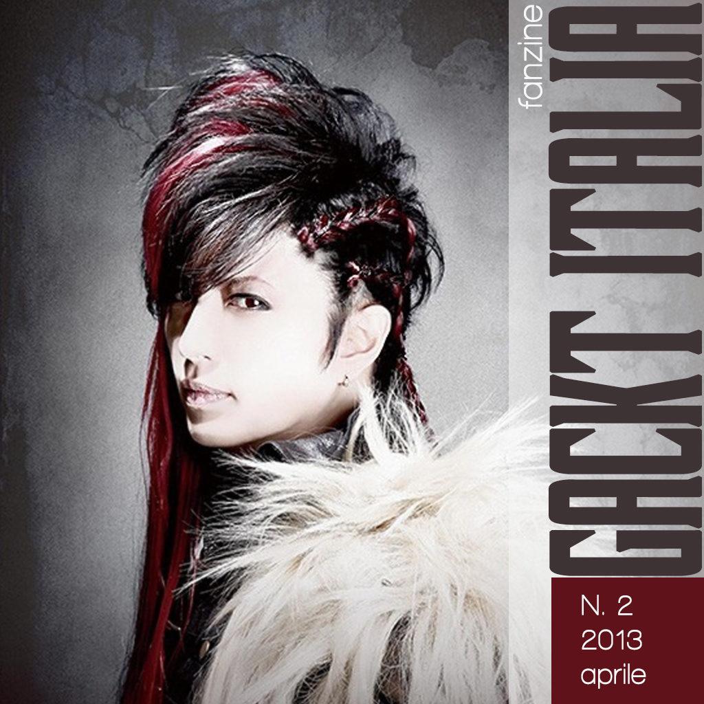 Gackt Italia Fanzine: 02 aprile 2013