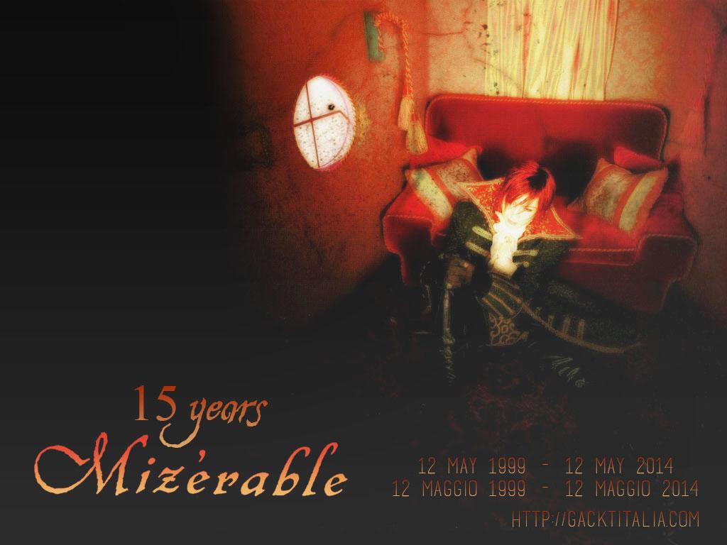 Mizerable-anniversary