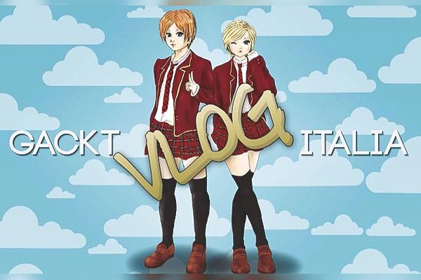 GACKT ITALIA Official Vlog – December 2014 – Merry Xmas