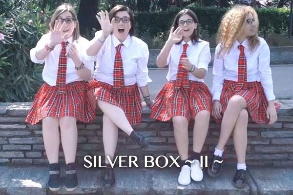 GACKT ITALIA SILVER BOX ~ II ~ : Happy Birthday GACKT