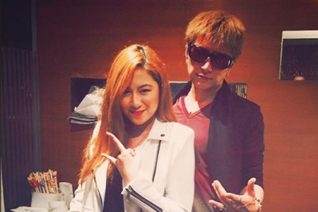 [NEW PHOTO] GACKT with Mieraleyana –...