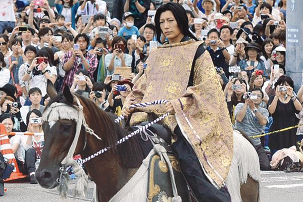"""TRANSLATION J-TIMES.JP: Here some reviews about Kenshin Festival: """"Kenshin GACKT? He was fantastic, beautiful!"""" – August 27th 2015"""
