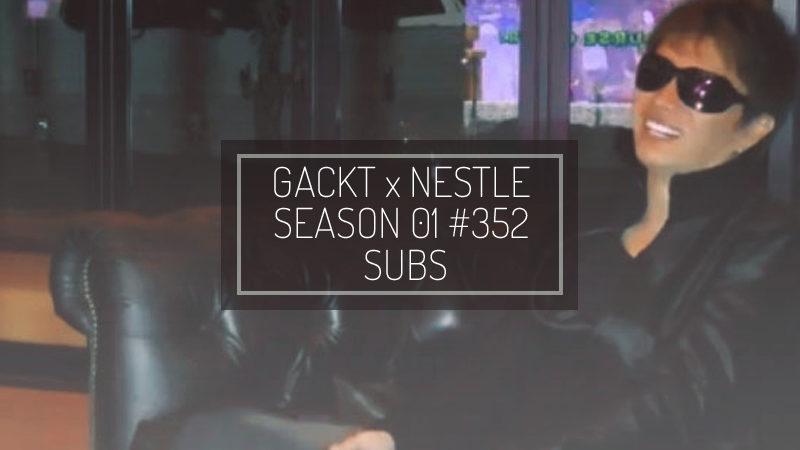 GACKTxNestle #352 – New Super Mario Bros U #29
