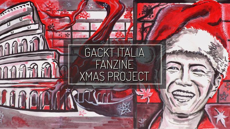 GACKT ITALIA FANZINE – Merry Xmas