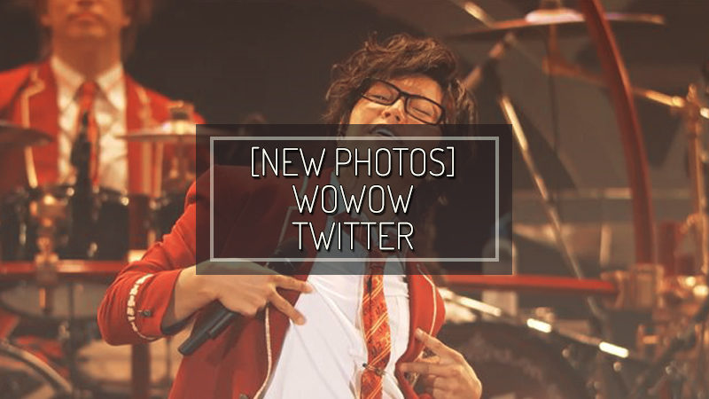 [NEW PHOTO] WOWOW TWITTER – SEP 19
