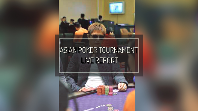 Asian poker classic 2009 join. agree