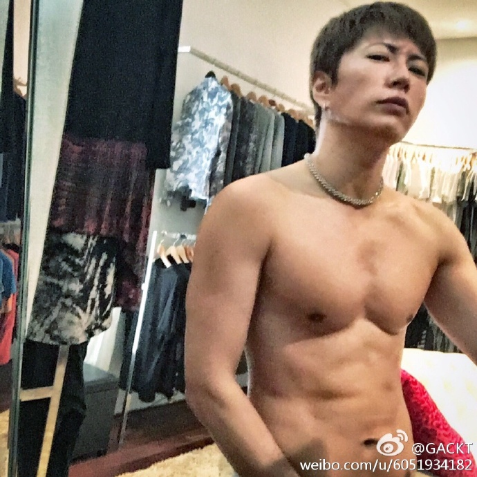 GACKT OFFICIAL WEIBO TRANSLATION – FEB 07 2017