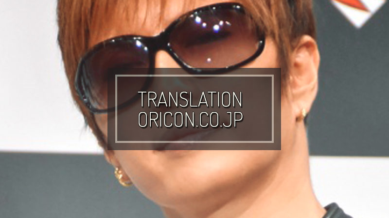 ORICON.CO.JP: GACKT'S PERSONAL RECORD EXTENDED TO 51 BUT…
