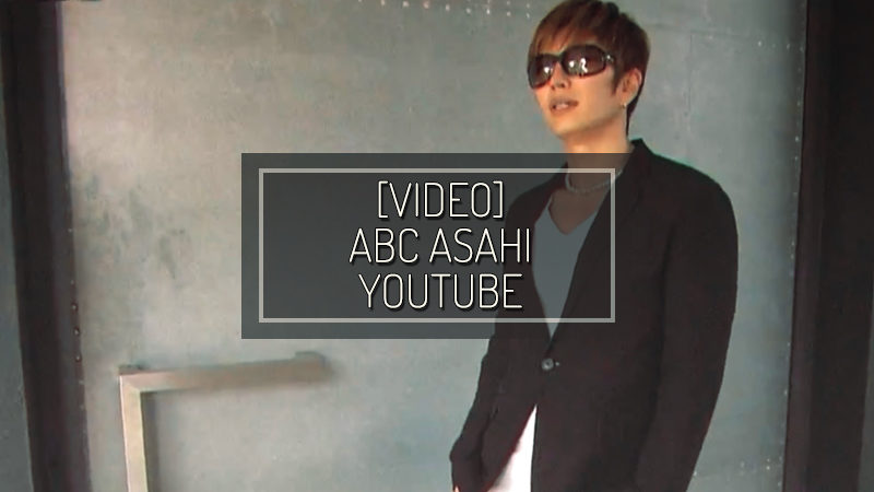 "[VIDEO] ABC ASAHI YOUTUBE – ""I learned about the important things in life from 〇〇"" Promo"