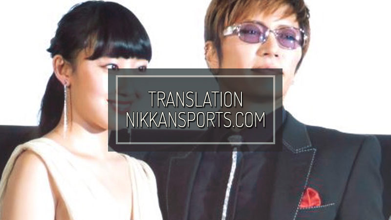NIKKANSPORTS.COM: GACKT's love for the region, new movie 「packed with Okinawa's beauty」