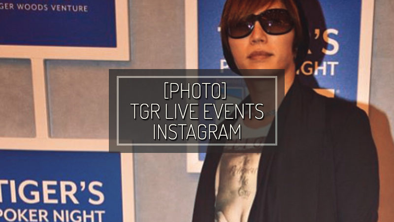 [PHOTO] TGR LIVE EVENTS INSTAGRAM – MAY 20 2017