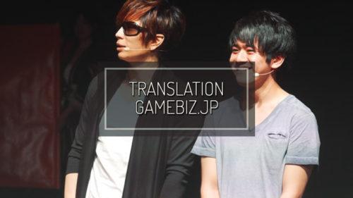 GAMEBIZ.JP: Opening battle between Taka & Toshi and GACKT-san who practiced without sleeping!?