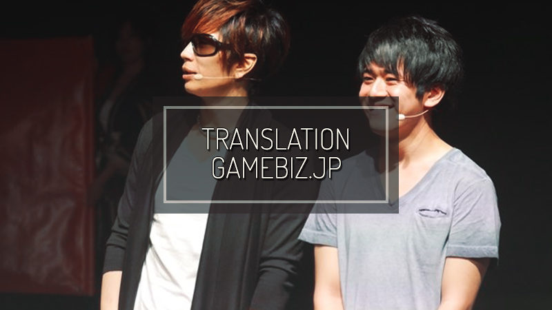 GAMEBIZ.JP: Opening battle between Taka & Toshi and GACKT-san who practiced without sleeping!?
