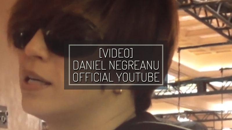 [VIDEO] DANIEL NEGREANU OFFICIAL YOUTUBE – JUL 16 2017