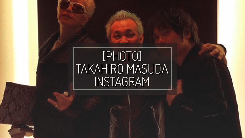 [PHOTO] TAKAHIRO MASUDA INSTAGRAM – NOV 23 2017