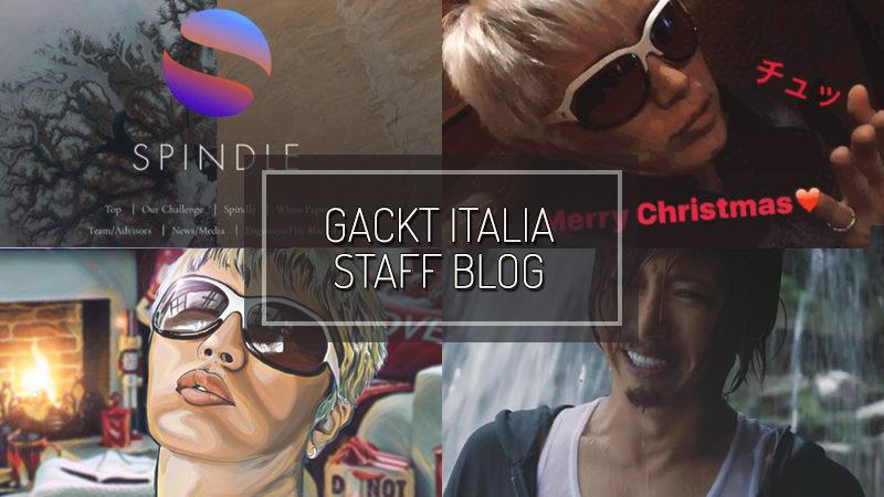 GACKT ITALIA STAFF BLOG – DIC 31 2017