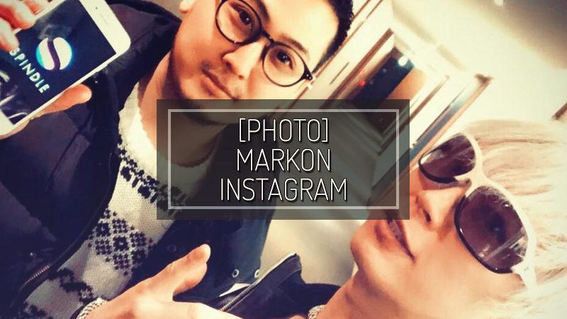 [PHOTO] MARKON INSTAGRAM – JAN 16 2018
