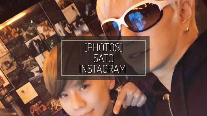 [PHOTOS] SATO INSTAGRAM – JAN 20 2018