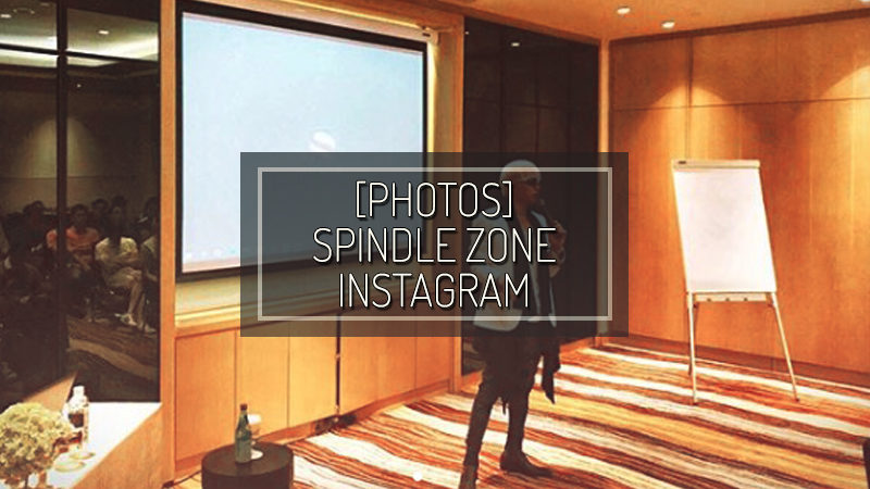 [PHOTOS] SPINDLE ZONE INSTAGRAM – MAR 18 2018