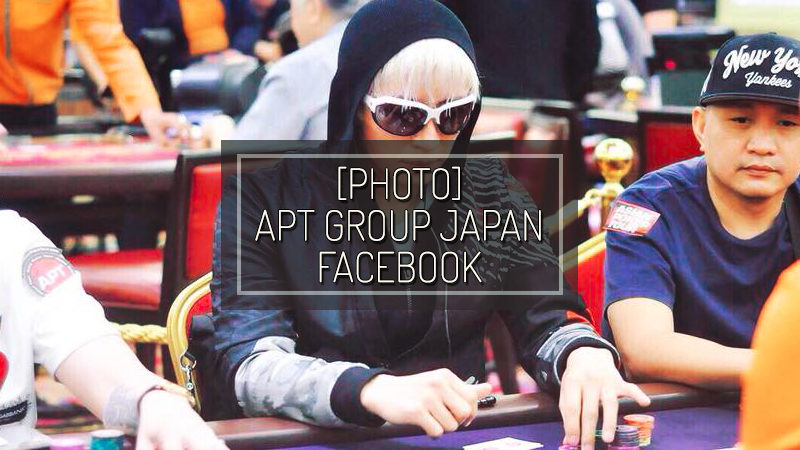 [FOTO] APT group JAPAN FACEBOOK – MAR 26 2018