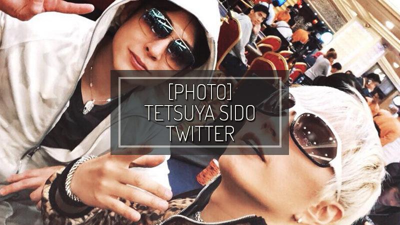 [PHOTO] TETSUYA SIDO TWITTER – MAR 28 2018