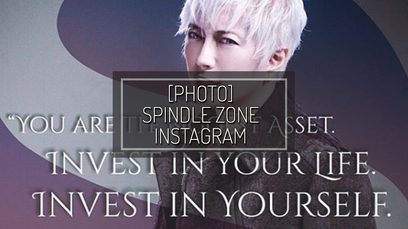 [PHOTO] SPINDLE ZONE INSTAGRAM – MAY 07 2018