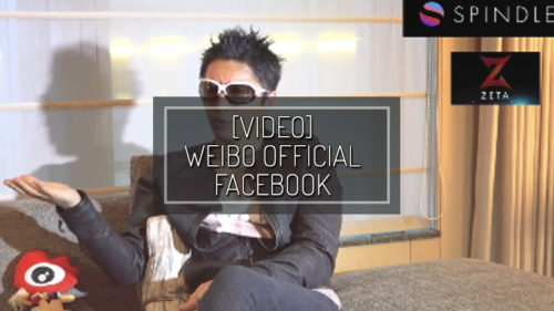 [VIDEO] WEIBO OFFICIAL FACEBOOK – MAY 21 2018