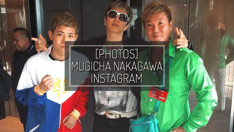 [FOTO] MUGICHA NAKAGAWA INSTAGRAM – LUG 15 2018