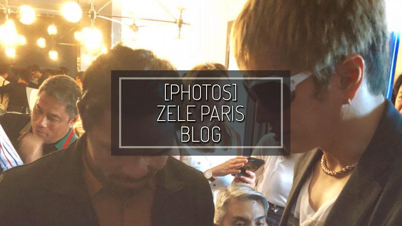 [FOTO] ZELE PARIS BLOG – LUG 15 2018