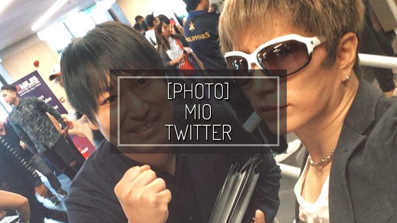 [PHOTO] MIO TWITTER – JUL 16 2018