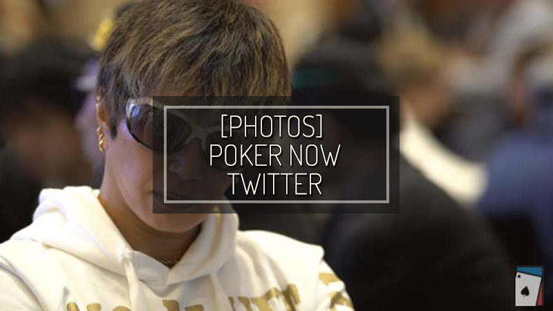 [FOTO] POKER NOW TWITTER – SET 20 2018 – 2° AGGIORNAMENTO
