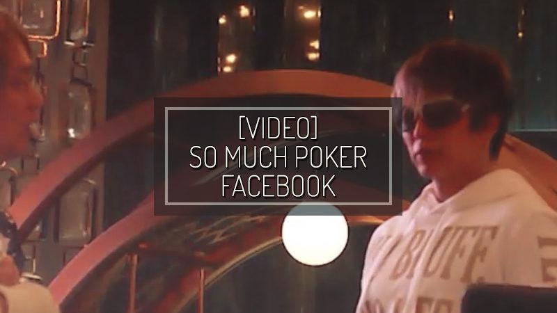 [VIDEO] SO MUCH POKER FACEBOOK – SEP 24 2018
