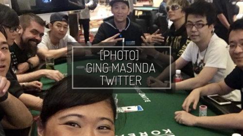 [FOTO] GING MASINDA TWITTER – SET 20 2018
