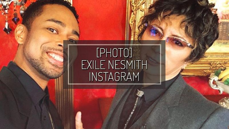 [PHOTO] EXILE NESMITH INSTAGRAM – NOV 22 2018