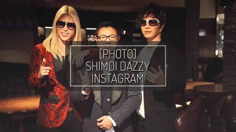 [PHOTO] SHIMOI DAZZY INSTAGRAM – DEC 27 2018