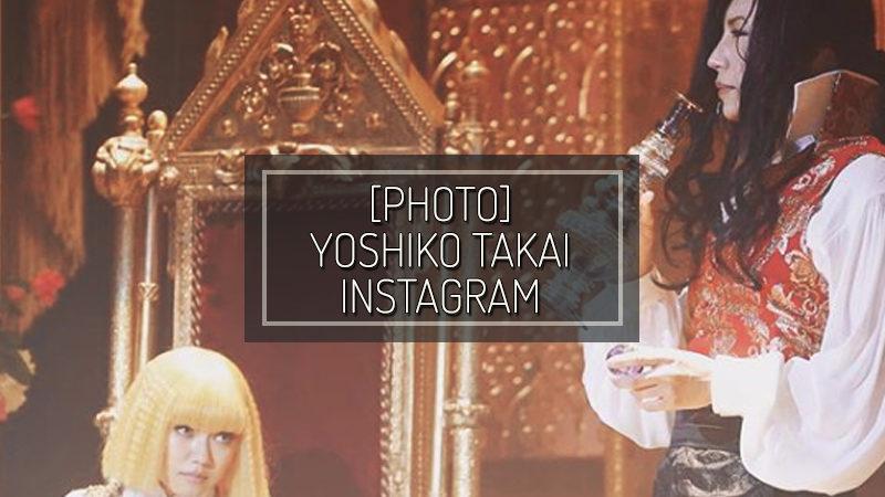 [FOTO] YOSHIKO TAKAI INSTAGRAM – GEN 14 2019