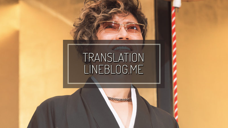 "LINEBLOG.ME: GACKT ""wanted to kiss Iseya-kun"", backstory of kiss scene with Iseya Yusuke <Tonde Saitama>"