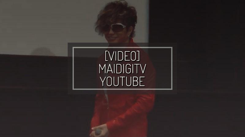 [VIDEO] MAIDIGITV YOUTUBE – MAR 18 2019