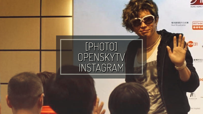 [PHOTO] OPENSKYTV INSTAGRAM – MAR 21 2019