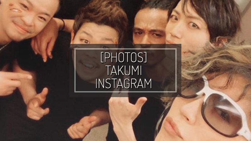[PHOTOS] TAKUMI INSTAGRAM – MAR 23 2019