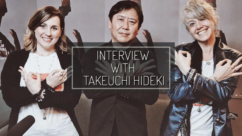 JAPAN ITALY BRIDGE AND GACKT ITALIA EXCLUSIVE: Interview with Takeuchi Hideki