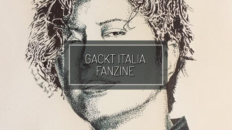 GACKT ITALIA FANZINE – July 2019 – Happy Birthday GACKT