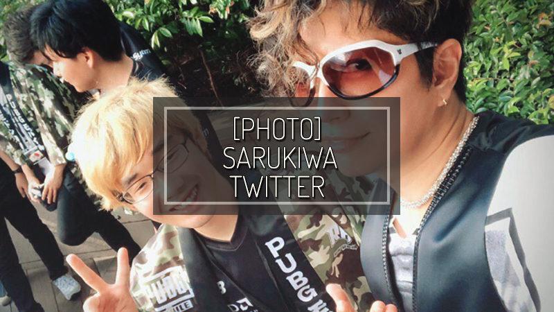 [PHOTO] SARUKIWA TWITTER – AUG 03 2019