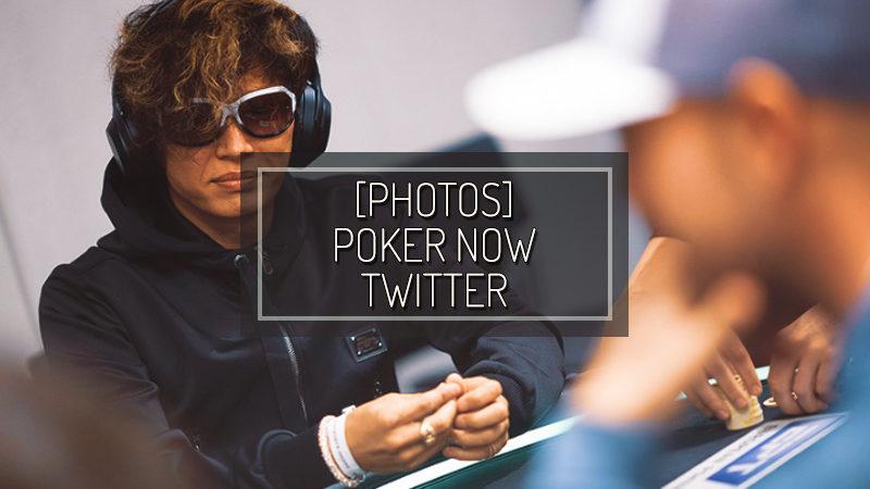 [FOTO] POKER NOW TWITTER – AGO 27 2019