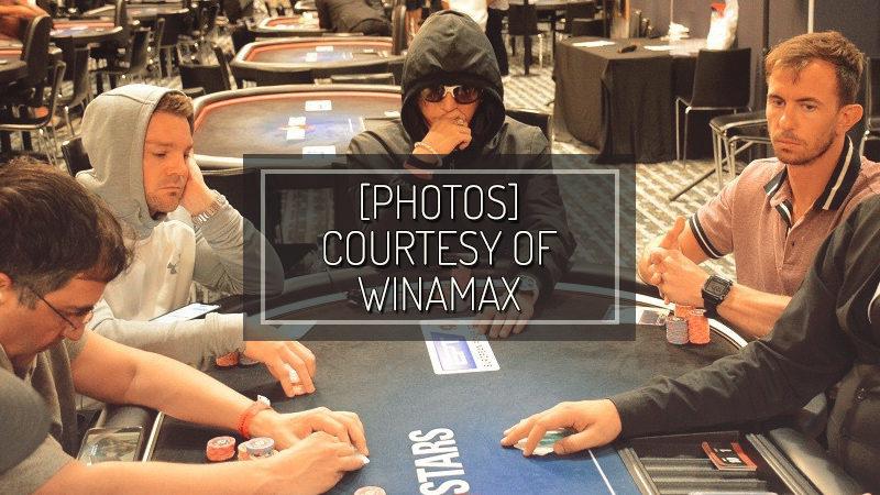 [PHOTOS] COURTESY OF WINAMAX – AUG 27 2019