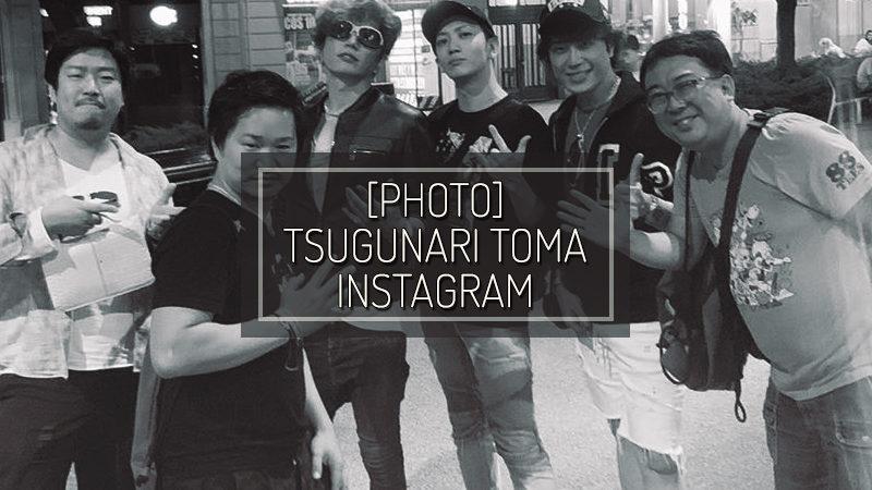 [FOTO] TSUGUNARI TOMA INSTAGRAM – AGO 27 2019