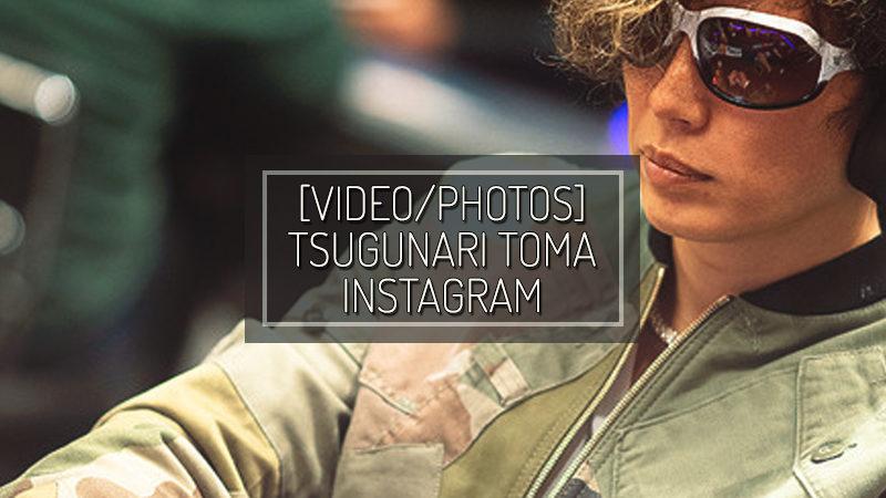 [VIDEO/FOTO] TSUGUNARI TOMA INSTAGRAM – AGO 29 2019