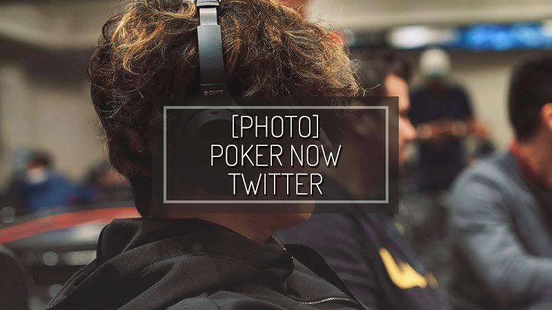 [FOTO] POKER NOW TWITTER – AGO 29 2019