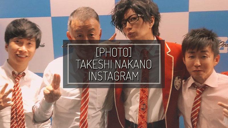 [FOTO] TAKESHI NAKANO INSTAGRAM – OTT 20 2019